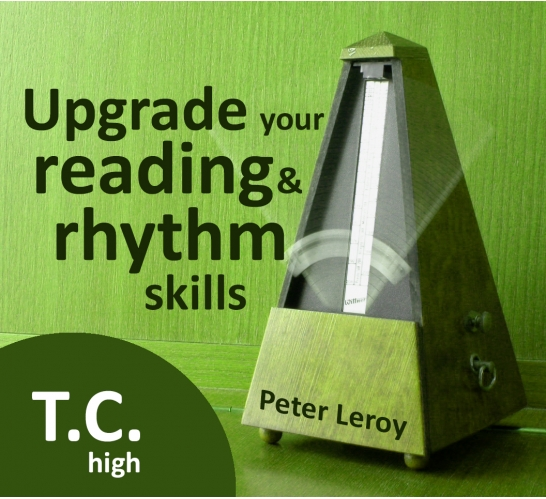 Upgrade your Rhythm & Reading Skills (T.C. high)