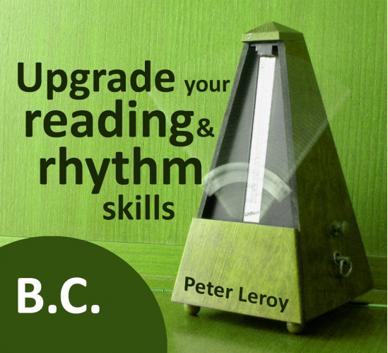 Upgrade your Rhythm & Reading Skills (B.C.)