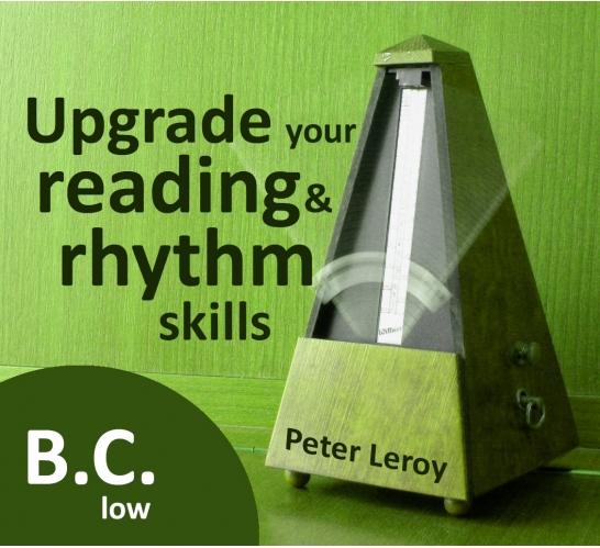Upgrade your Rhythm & Reading Skills (B.C. low)