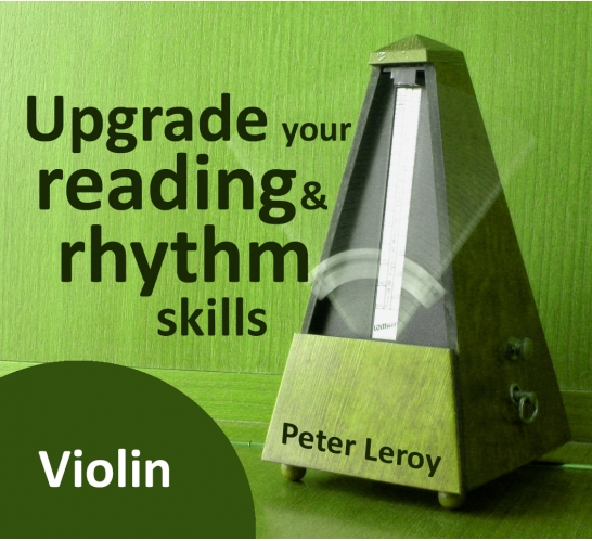 Upgrade your Rhythm & Reading Skills (Violin T.C.)