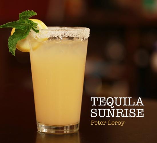 Tequila Sunrise (Trumpet)
