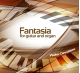 Fantasia for guitar and organ