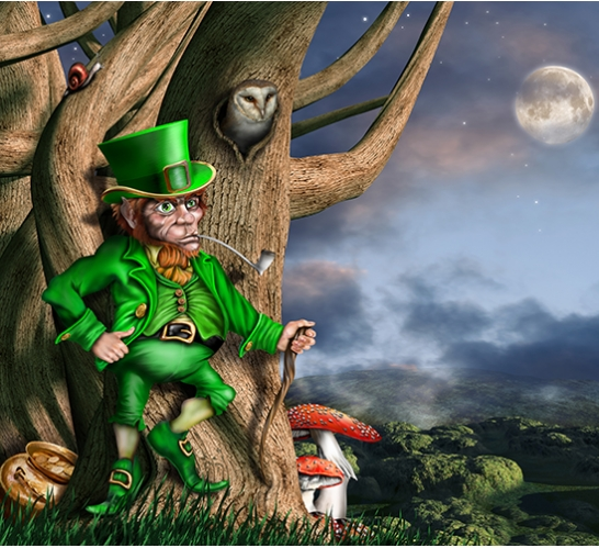 Legend of the Leprechauns